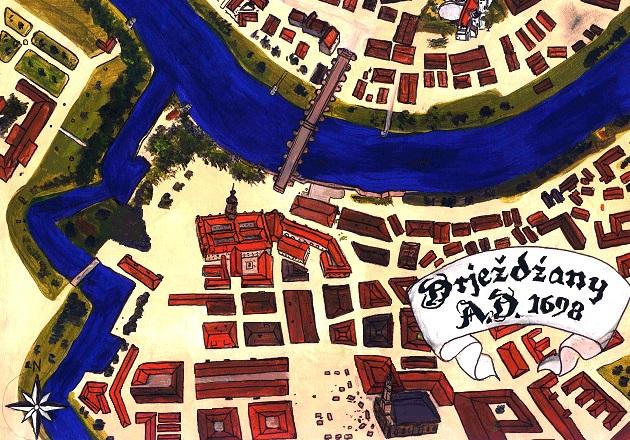 Drježdźan A.D. 1698